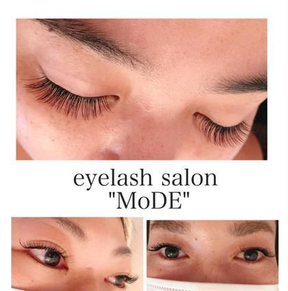 """eyelashsalon""""MoDE""""所属のUejChiaki"""