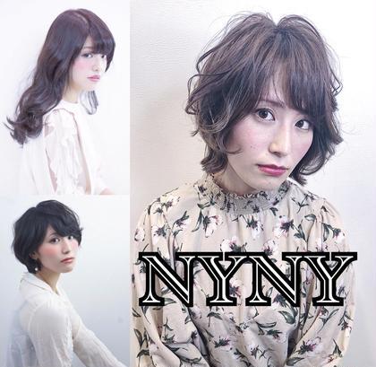NYNY イオン高の原店所属の藤田佳乃
