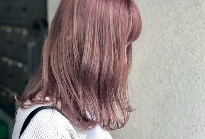 HAIR'SLunetta阿倍野店所属のタケモトリコ
