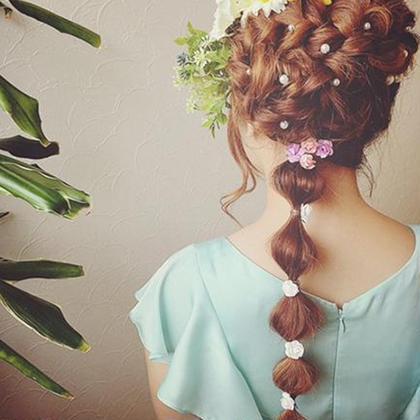 Hair Relaxation anvi所属の白石 真理