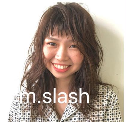DAYSPA  m.slash センター北所属の畑中悠奈