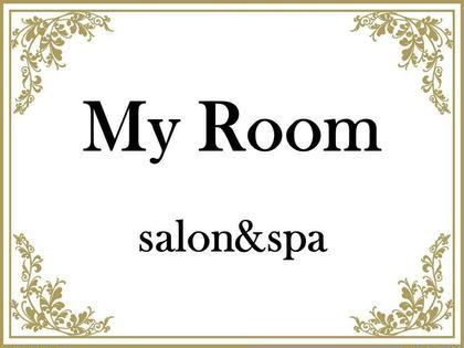 My room  salon & spa所属のスタッフtaka