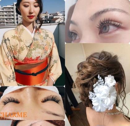 total beauty salonCHARME所属の田口りえこ