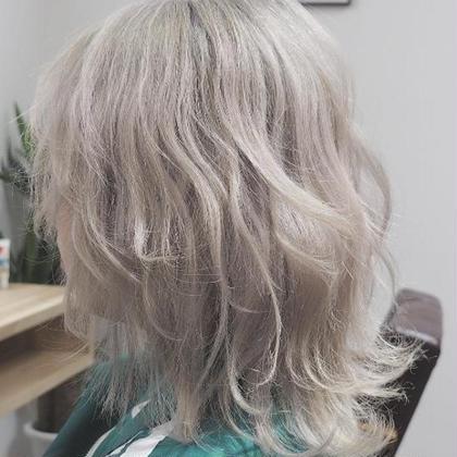HAIR&MAKE AXIS所属の小野 厚稀