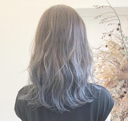 mod's hair 仙台長町店所属の前田芹香