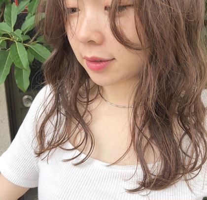 hair emotion KREA所属の西裕里