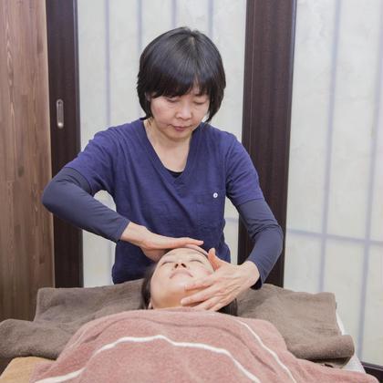 健康美容整体ドリーム(女性専門)所属の松本君江