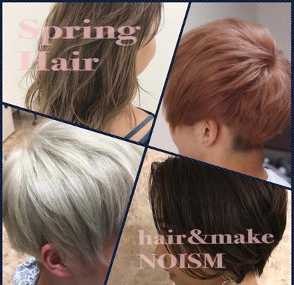 hair&make NOISM-ekolu-京都駅前店所属の新井洸太