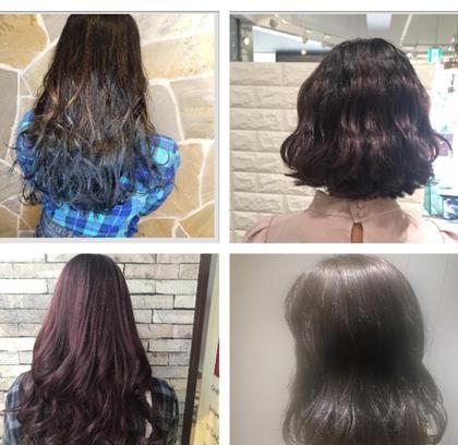 HAIR&MAKEEARTH志木店所属の宮崎睦希