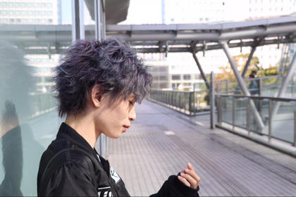 hair &makeearth平井店所属の漸田魁