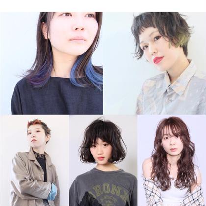 tranq hair design所属のnishiyusuke