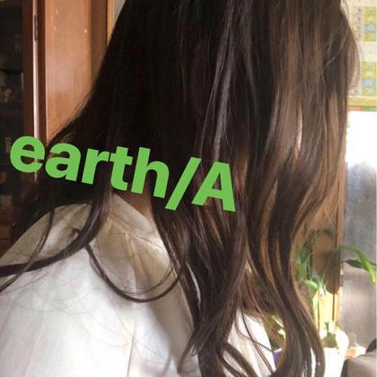 HAIR&MAKE EARTH 高知店所属の安岡優輝