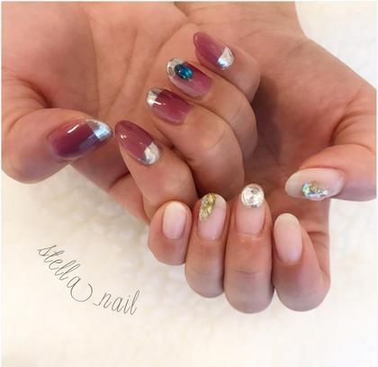 stella_nail所属のstellanailステラネイル