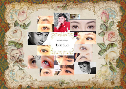 la.e'clat(〜ラ.エクラ〜)所属のアイリストARIKA