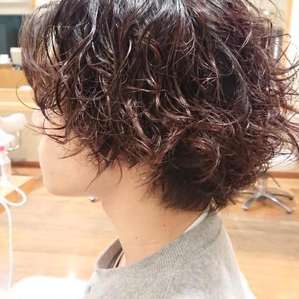 hair salon nuance所属の新村良芽