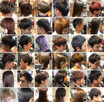 HairStory ZERO所属の富山永吉