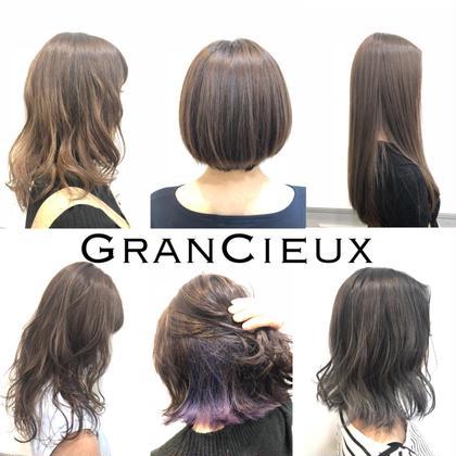 GRANCIEUX青葉台店所属のサイトウトモユキ