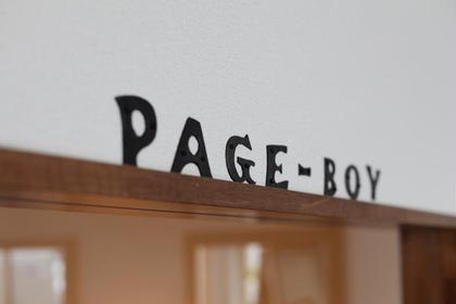 pageboy所属のCHIKA◡̈⃝︎⋆︎*