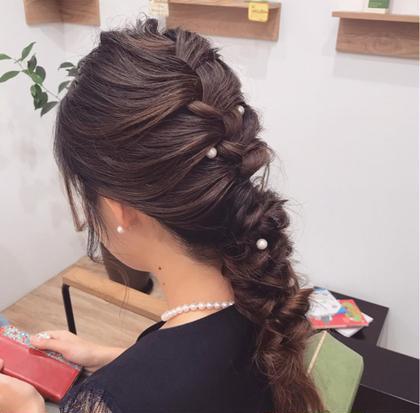 Hair-Base所属の鳥山紀子