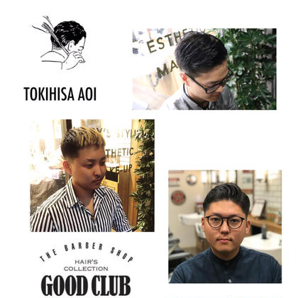Hair's Collection GOOD  CLUB所属の時久葵