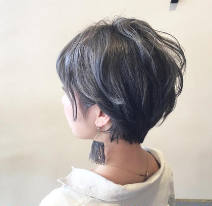 hair'sbeauaRc所属の藤江麻衣香