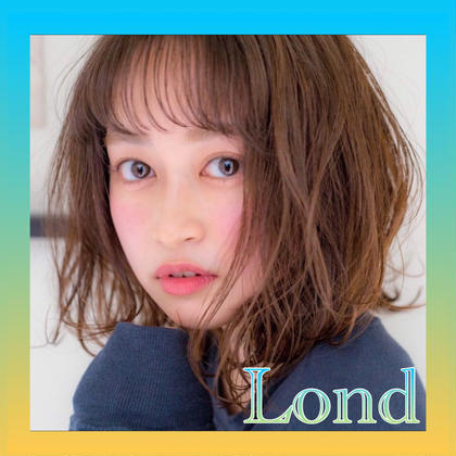 Lond表参道店所属のTopStylist倉崎涼