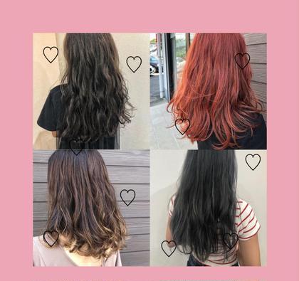 hair&makeRivia(ヘアアンドメイクリヴィア )所属のカラーリストRisa