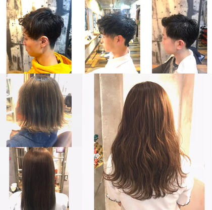hair resort Ai所属の吉田大樹