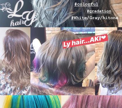 Ly   hair(リーヘア)所属のAKI//あおやまあきこ