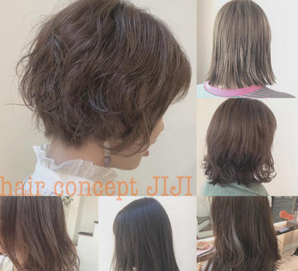 hairconceptJIJI所属の西嶋夢