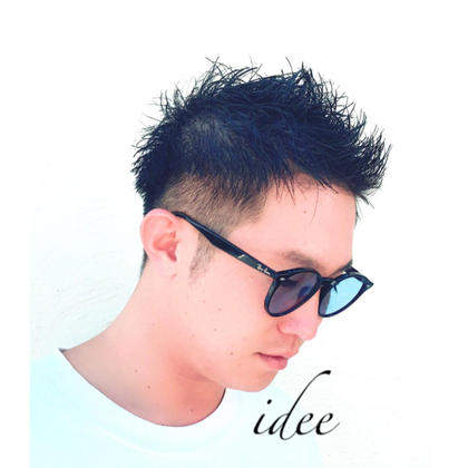 idee hair salon所属のideeTAKADA