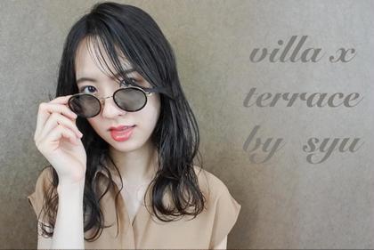Villa×terrace所属の田中秀
