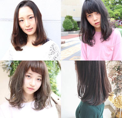 mod's hair仙台長町所属の越後裕介