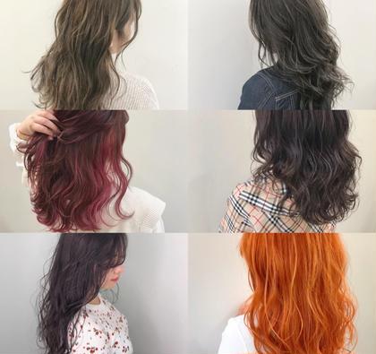Hair&MakeNOISM~ekolu~所属のカラーリスト/岡野右京