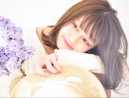 仙台美容室kokuri所属の△伊藤友賀△副店長