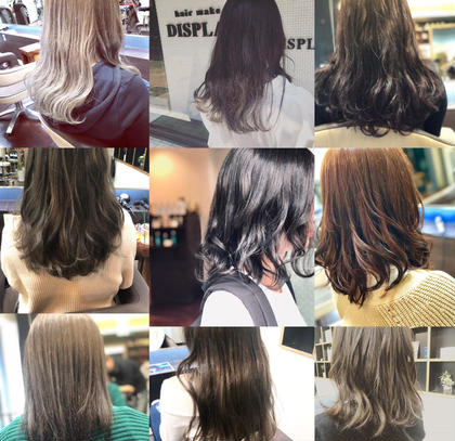 hairmakeDESPLAY所属の山元瑠偉