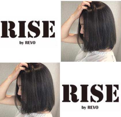 RISE by REVO所属のカラーリスト✨後藤千歩
