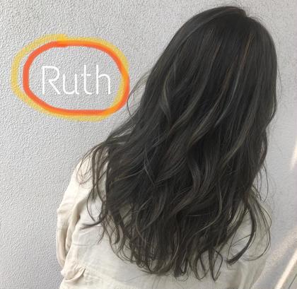 RUTH所属の山縣優花