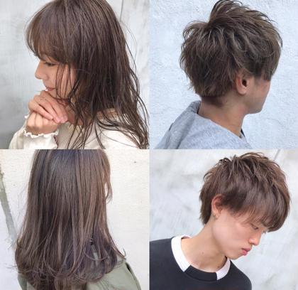 hairmakeO/s所属の佐藤魁人
