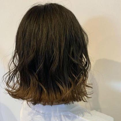 hair make lino所属の妹尾 咲恵