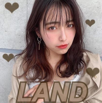 LAND所属の🧡最高に可愛く🧡治田優奈