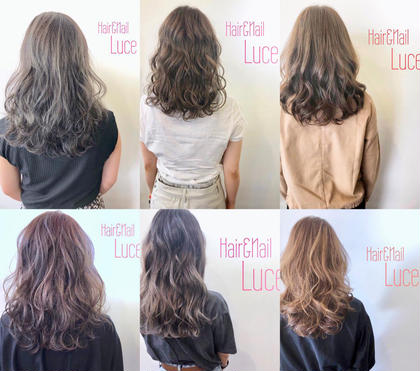 Hair&Nail Luce所属のTokumichiKuroki