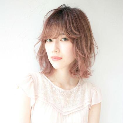 manis of hair ルシア店所属の西岡 有希