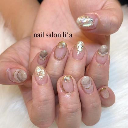 nail salonli'a所属の_tomomi