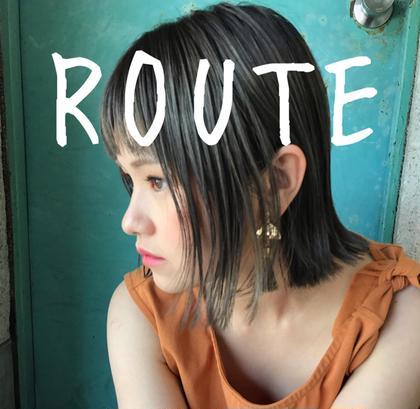 ROUTE所属のmomoko.