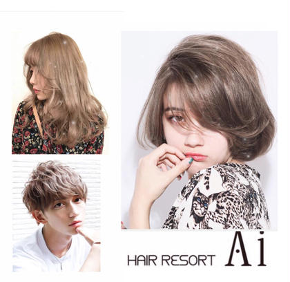hair resort Ai浅草店所属の山本美紀