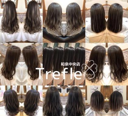 Trefle和泉中央店所属の小泉尚輝