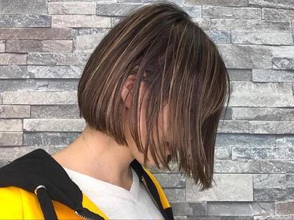 hair & make earth天童店所属の渡部等