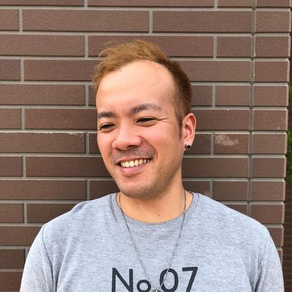 KANNE(ハーフペニー)所属の伊藤ヨシキ