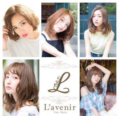 L'avenir for hair (ラブニールフォーヘアー)所属の川崎雅樹